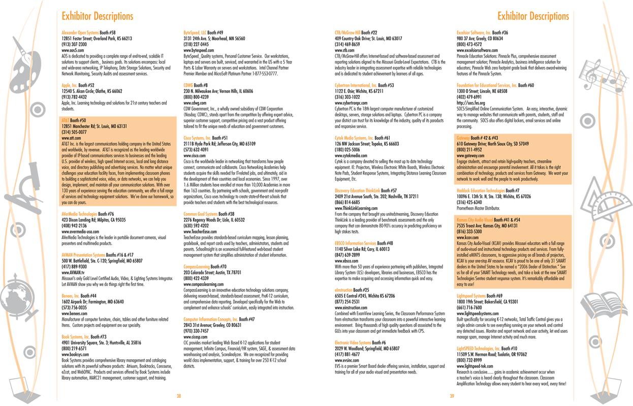 MITC Conference Program Lein Shory
