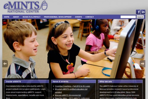 eMINTS website