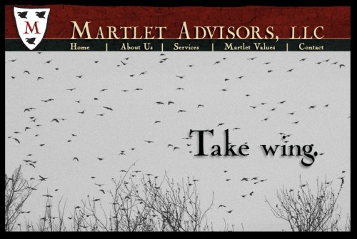 Martlet Advisors LLC website